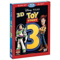 Disney - Pixar - Toy Story 3 Blu Ray 3d + 2d