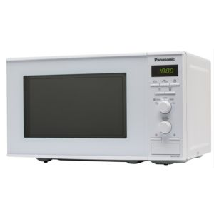 panasonic micro ondes 20l 800w blanc nn s251wmepg micro electrom nager. Black Bedroom Furniture Sets. Home Design Ideas