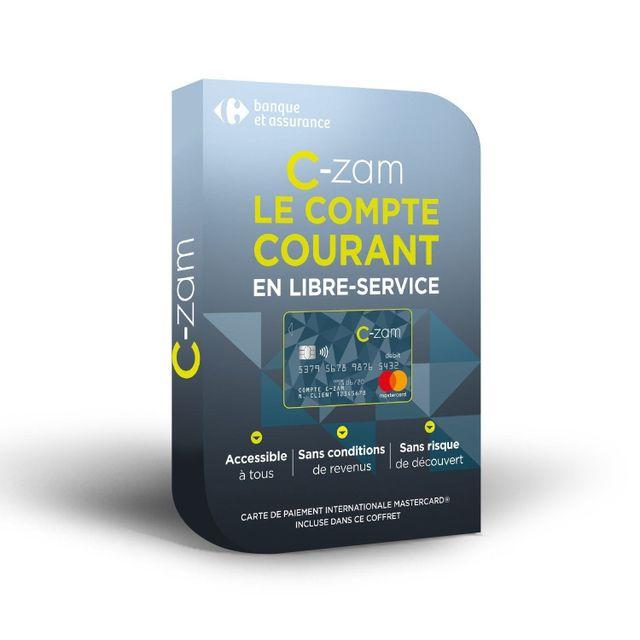 Carte Cezam Guadeloupe.C Zam Coffret Par Carrefour Banque Et Assurance Pas Cher