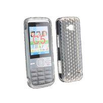 Bluetrade - Coque Gel type S pour Nokia C5 -gris