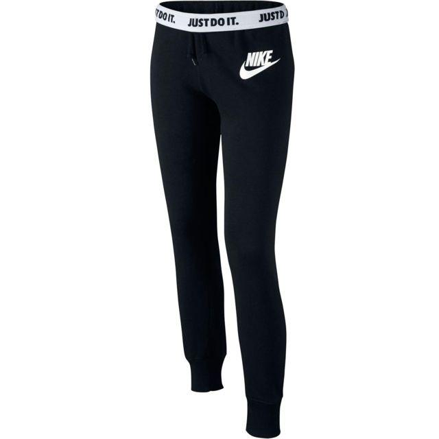 Nike - Pantalon Rally Fille - pas cher Achat   Vente Survêtement ... 52e1e2cb95d