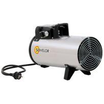 SOVELOR - Chauffage électrique monophasé air pulsé portable Gamme Di - D3I