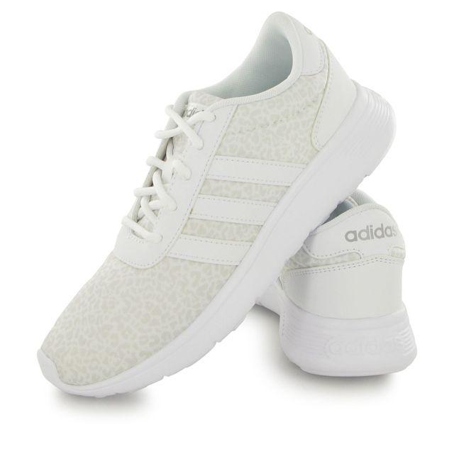 Adidas Neo - Lite Racer blanc, baskets mode femme Autre