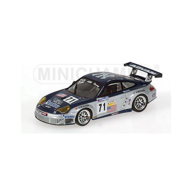 minichamps porsche 911 gt3 rsr 1 43 pas cher achat vente voitures rueducommerce. Black Bedroom Furniture Sets. Home Design Ideas