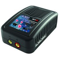 SkyRc - Chargeur e430 AC LiPo & LiFe 2-4S up to 3A- 30w