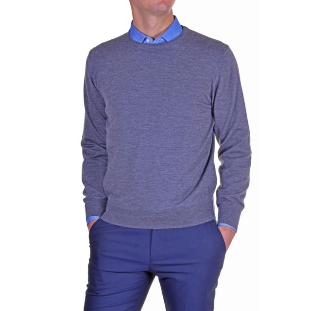 db3c605fa8ef Morgano - Pull Homme Classic - pas cher Achat   Vente Pull homme -  RueDuCommerce