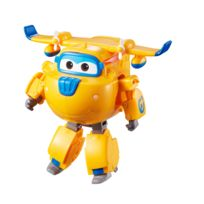 "RUE DU COMMERCE - Super Wings - Figurine Transformable Articulée ""Transforming"" 12 cm - DONNIE - YW710220"