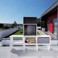 barbecue exterieur design - achat barbecue exterieur design pas ... - Photo De Barbecue Exterieur