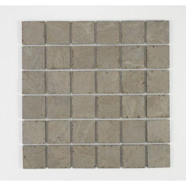 Carrelage Plaquette De Parement Brique De Verre Decor Plinthe Carrelage U Tile Mosaique En Pierre Naturelle 100 X 50 Cm Carreau 5 X 5 Cm