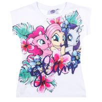 My Little Poney - My Little Pony Fille Tee-shirt