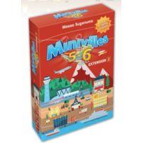 Moonster Games - Jeux de société - Minivilles : Extension 3 5-6