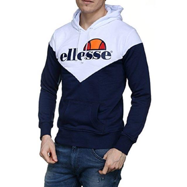 dernier le magasin détails pour Ellesse - Sweat à capuche Heritage - pas cher Achat / Vente ...