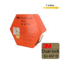 3M - Ruban adhésif acrylique 300LSE Dual Lock SJ457D 1mètre