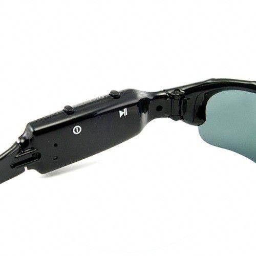 Yonis - Lunettes camera espion mini appareil photo caché Usb Micro Sd 8 Go