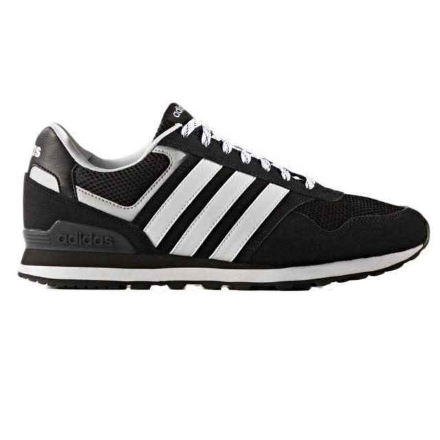 Pas 39 Noir 13 Runeo Adidas Homme 10k Chaussure Cher Taille nwOk0P