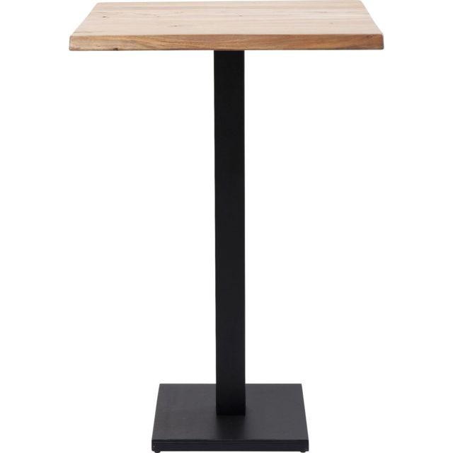 Karedesign Table de bar Pure Nature 70x70cm Kare Design