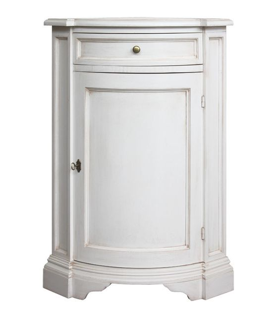 artigiani veneti riuniti meuble de rangement dangle laqu blanc pas cher achat vente petits rangements rueducommerce