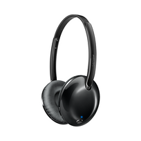 PHILIPS - Casque Supra-aural Flite Bluetooth Noir - PHI-SHB4405-ARC-FLITEBK