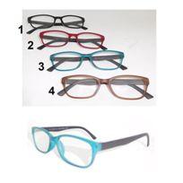 1c61de3914 Sans - Paire lunette de lecture +2.50 Mate Loupe Grossissante Mod1 Noir -  757