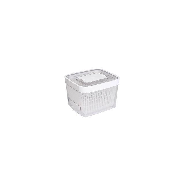Oxo Boîte De Conservation Greensaver - 4 Litres - 21.8x19.3x15.5 Cm