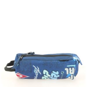 Rip Curl Trousse double Geo Party Noir