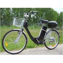 Kidzzz N Quadzzz - Vélo électrique grande autonomie 25 km/h Noir