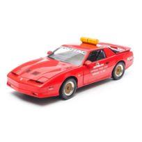 Greenlight - Collectibles - 12858 - VÉHICULE Miniature - ModÈLE À L'ÉCHELLE - Pontiac Trans Am Gta - Pace Car 1987 - Echelle 1/18
