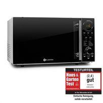 KLARSTEIN - Luminance Prime Four Micro ondes 20l 700W grill 900W effet miroir