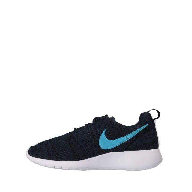 new concept 28e49 9b5ec Nike - Baskets Junior Nike Roshe Run Gs - Ref. 599728-424