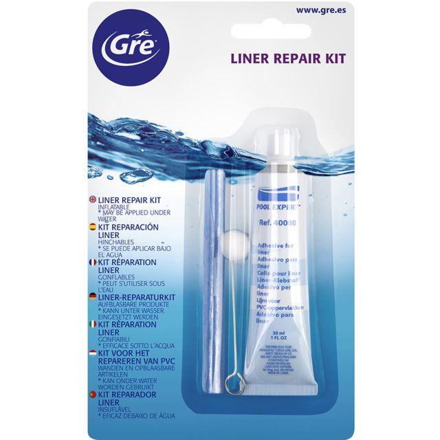 Gre kit de r paration liner gr piscine hors sol pas - Reparation liner piscine hors sol ...