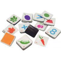 cartes magnétiques - boite de 125