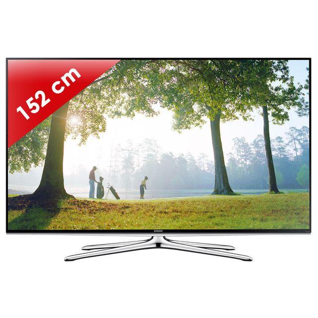 b5edba09b88 Samsung Ue 60 H 6200 pas cher - Achat   Vente TV LED de 50   à 55   -  RueDuCommerce