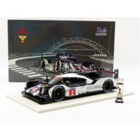 Spark - 1/18 - Porsche 919 Hybrid Lmp1 - Winner Le Mans 2016 - 18LM16