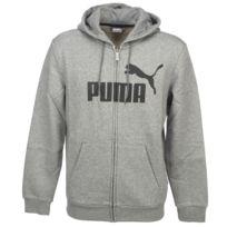 Puma Vestes Evostripe kaki Vert sweats fz hoody zippés capuche rIrqxpA