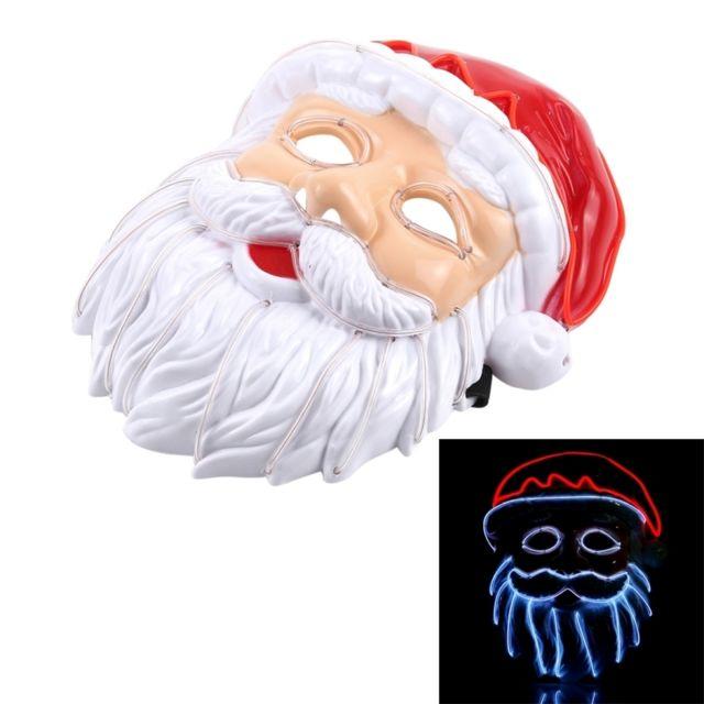 masque facial lumineux
