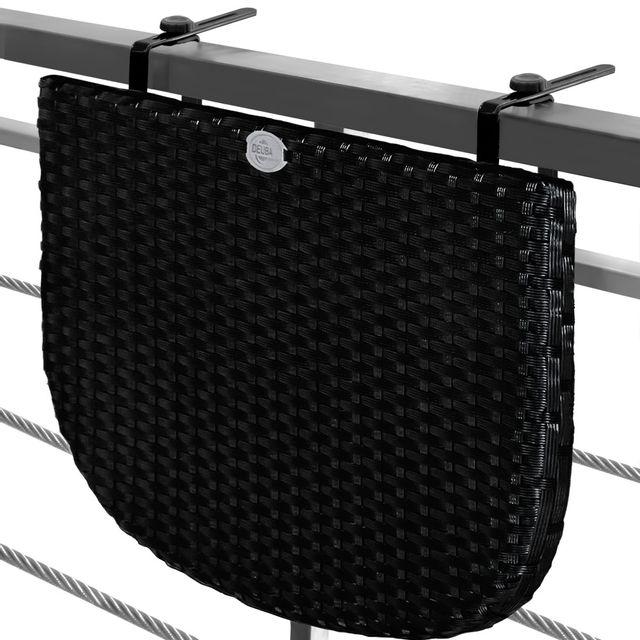 Rocambolesk Superbe Table De Balcon Tablette Suspendue Ajustable