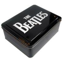 Tropic - Boite métallique noire Beatles