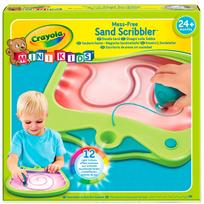 CRAYOLA - Doodle Sand Art - Dessiner avec du Sable - 81-2000-E-000