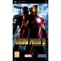 Sega - Iron Man 2 - PSP