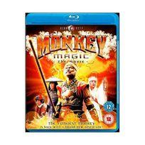 Cine Asia - Monkey Magic Blu-ray, Import anglais