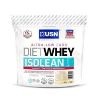 Usn - Protéine Diet Whey Isolean Vanille 1 Kg