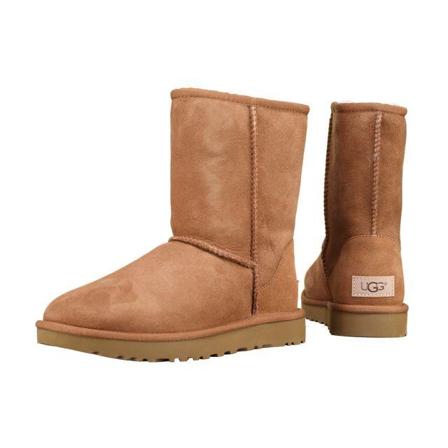 ae0b43c95d0 Ugg Australia - Bottes femme Ugg W Classic Short 2 1016223 Chestnut ...