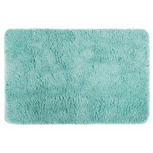 paris prix tapis microfibre salle de bain 60x90cm vert d 39 eau pas cher achat vente tapis. Black Bedroom Furniture Sets. Home Design Ideas