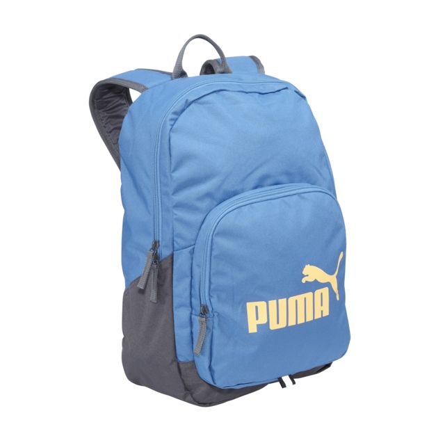 23f5a9c09e Puma - Sac à dos sport - Bleu - CT010737 - pas cher Achat / Vente ...