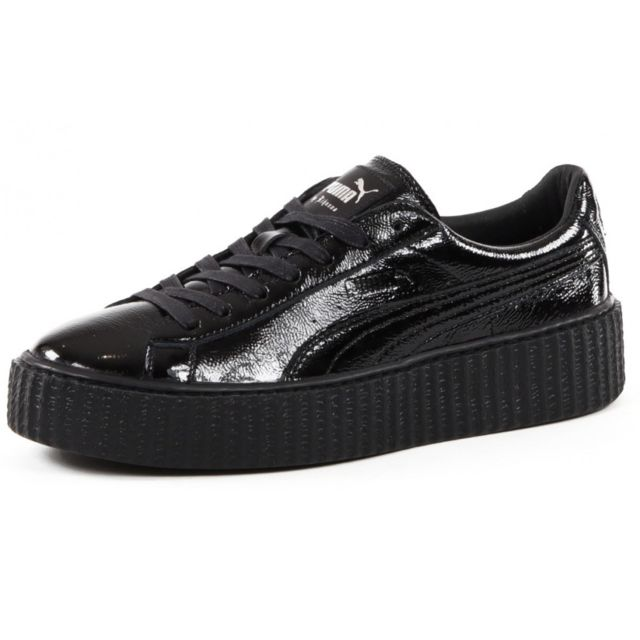basket puma creepers