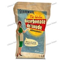Starwax The Fabulous - The Fabulous Bicarbonate de Soude alimentaire Starwax