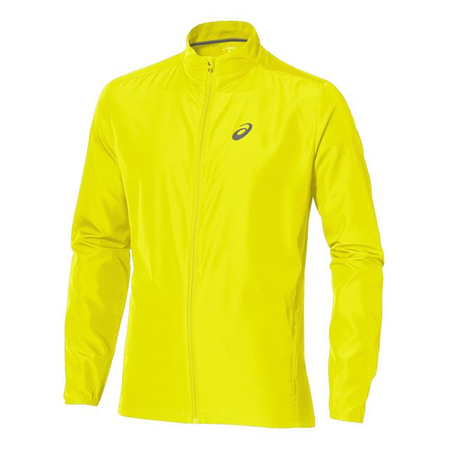 sale uk low priced the best Asics - Jacket Jaune Fluo Veste Running homme - pas cher ...