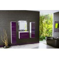 meuble salle bain aubergine - Achat meuble salle bain aubergine pas ...