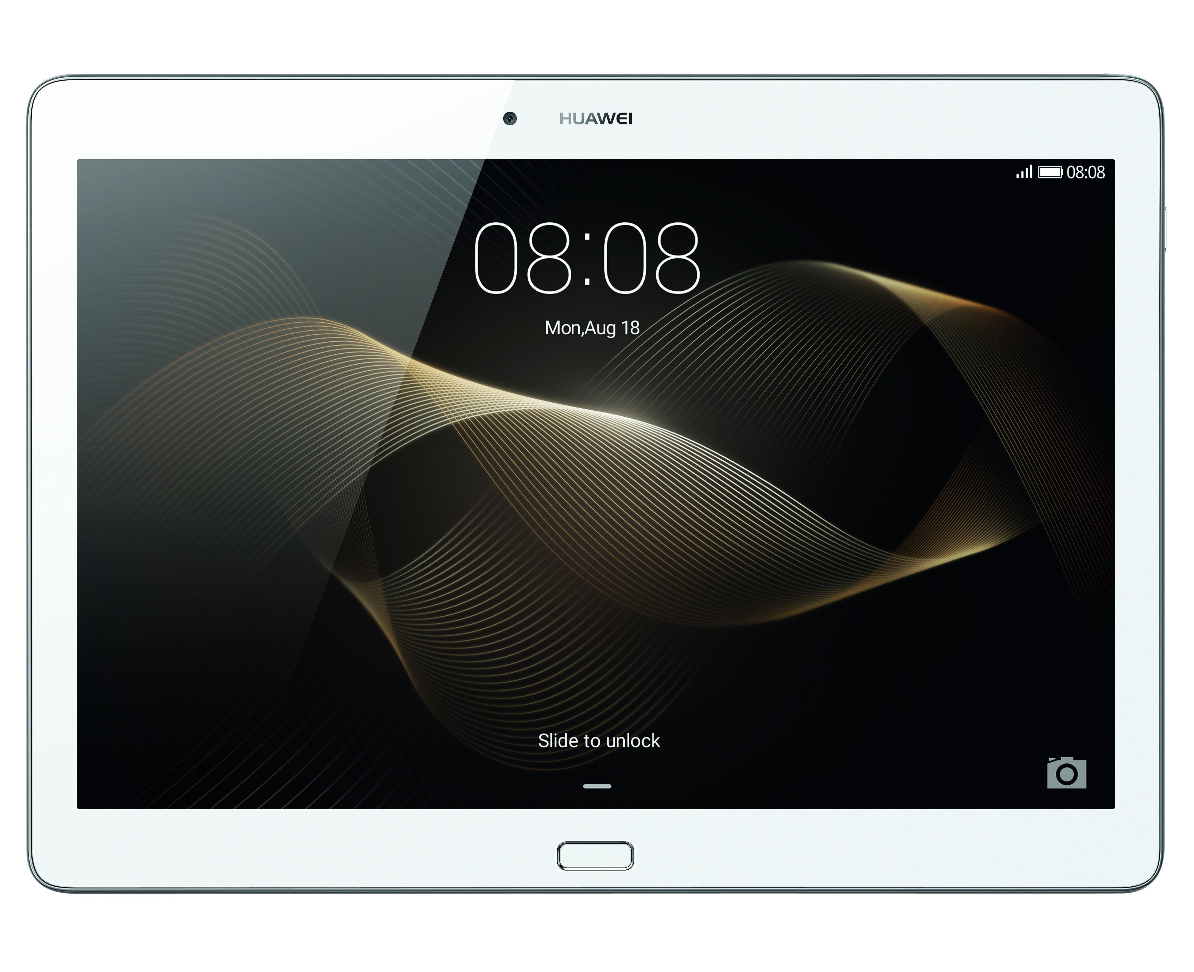 MediaPad M2 10.0 - 10,1'' IPS LCD - 16 Go - 4G - Argent