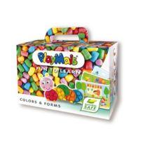 Playmais - PlayMaïs éducatif : Formes et couleurs